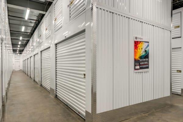 Interior view of StorQuest Self Storage in Brooklyn, New York