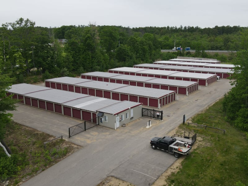 Facilities at 603 Storage - Pittsfield in Pittsfield, New Hampshire