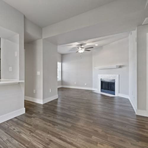 2 bed tour at Emerson at Ford Park in Allen, Texas