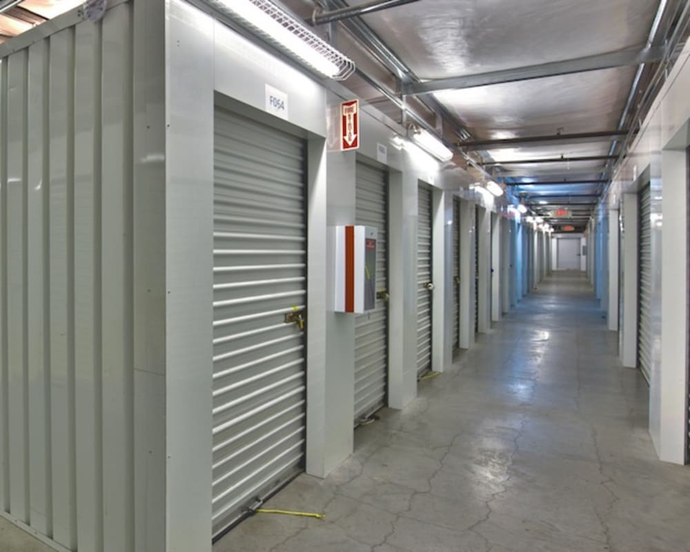 Climate-controlled storage at Best Storage in Henderson, Nevada