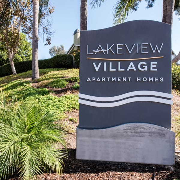 Enjoy the neighborhood at Lakeview Village Apartments in Spring Valley