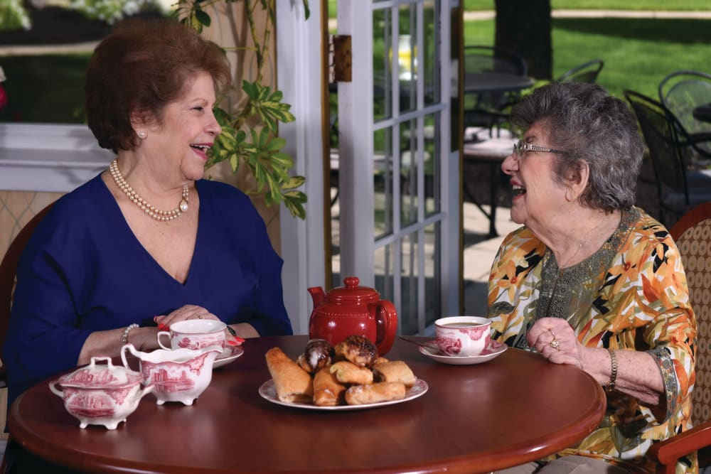 Learn more about assisted living at The Wentworth of Las Vegas in Las Vegas, Nevada.