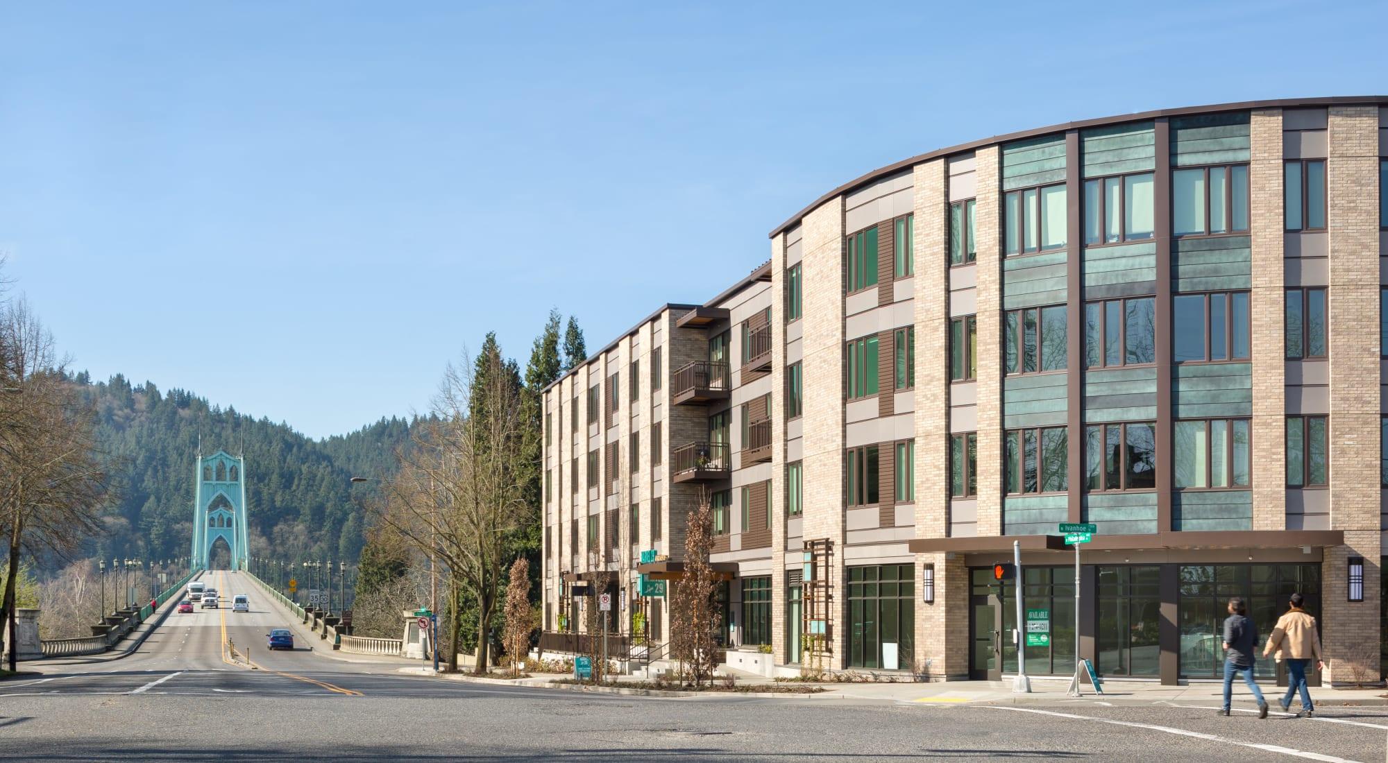 Marvel 29 apartments in Portland, Oregon
