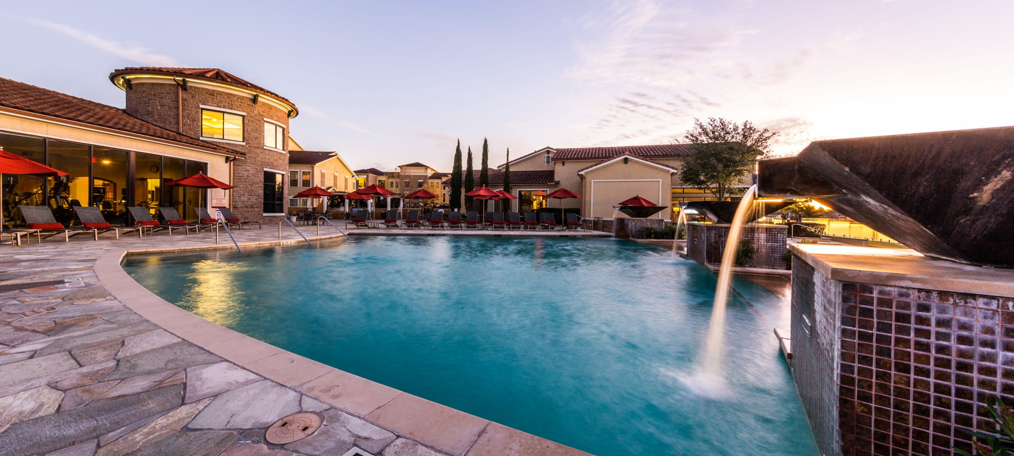 Apartments at Marquis at the Reserve in Katy, Texas