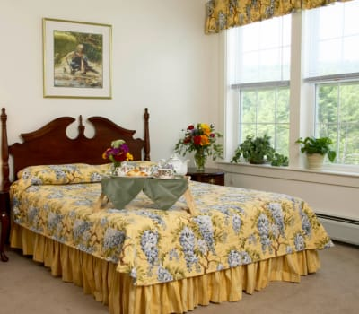 Enjoy housekeeping available at Woodstock Terrace in Woodstock, Vermont