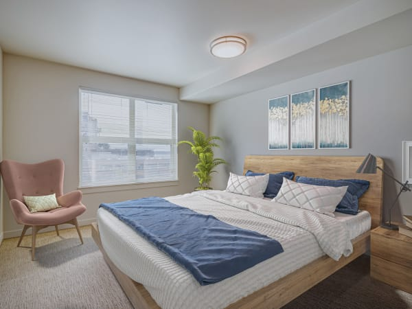 View our floor plans at The 101 in Kirkland, Washington