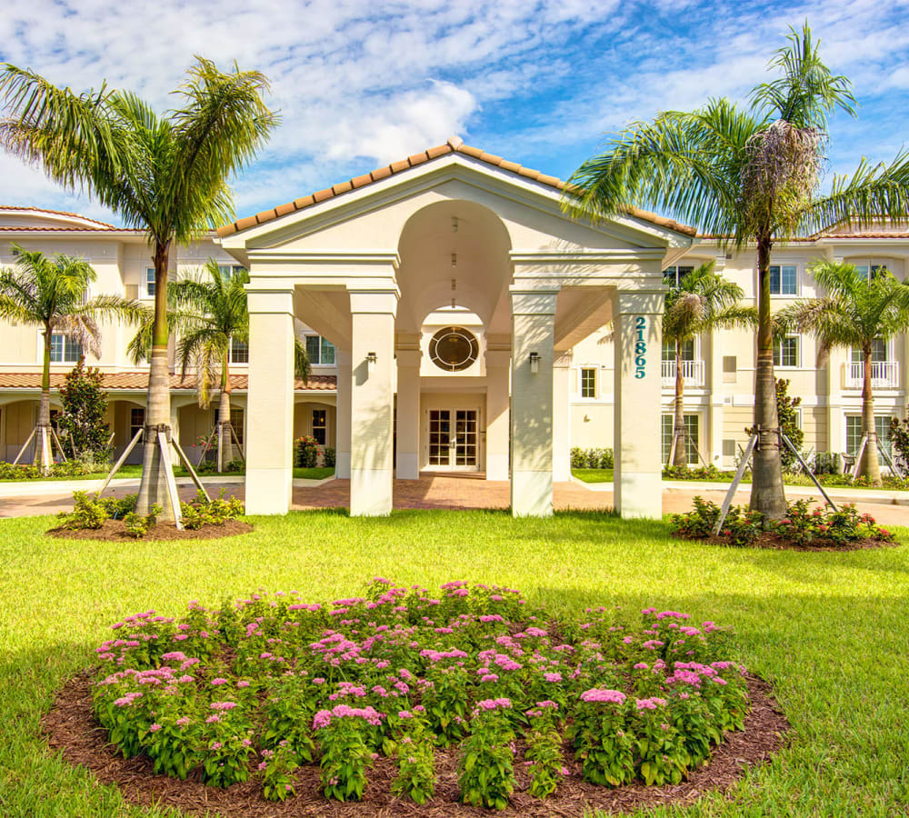 Learn more about our Meridian at Boca Raton location