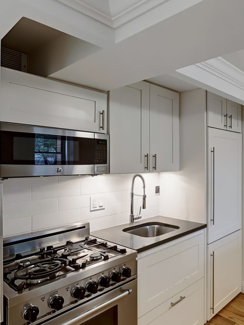 Kitchen at 210-220 E. 22nd Street in New York, New York