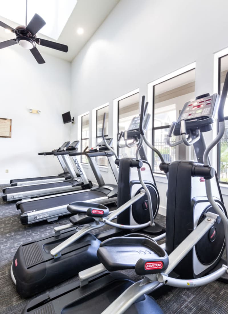 24-Hour Fitness Center at Marquis at Katy in Katy, Texas