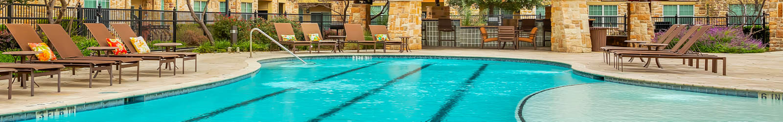 Pet friendly at Villas in Westover Hills in San Antonio, Texas