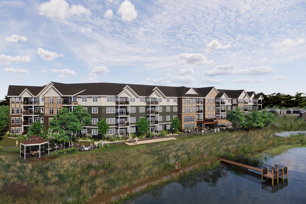 Co-op amenities at Applewood Pointe of Prior Lake in Prior Lake, Minnesota.
