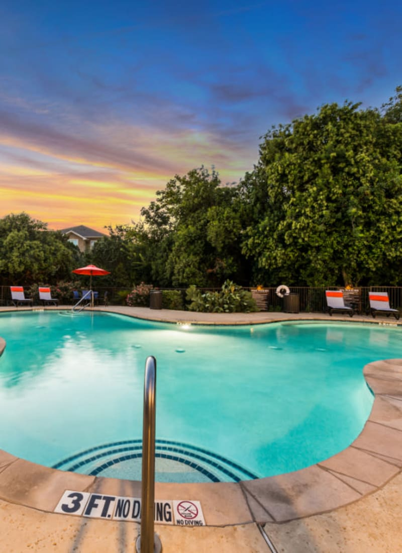 View our amenities at Marquis at Canyon Ridge in Austin, Texas