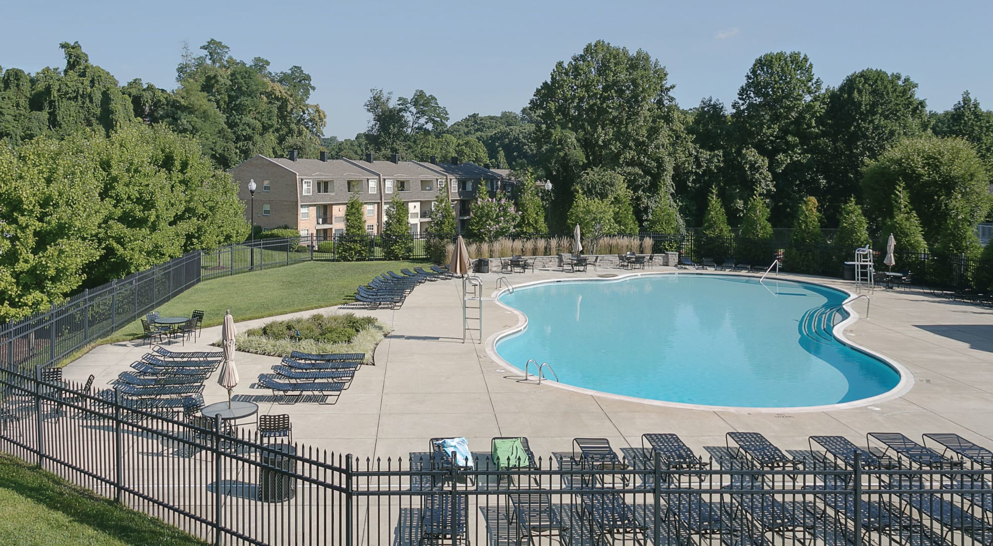 Amenities at Howard Crossing in Ellicott City, Maryland