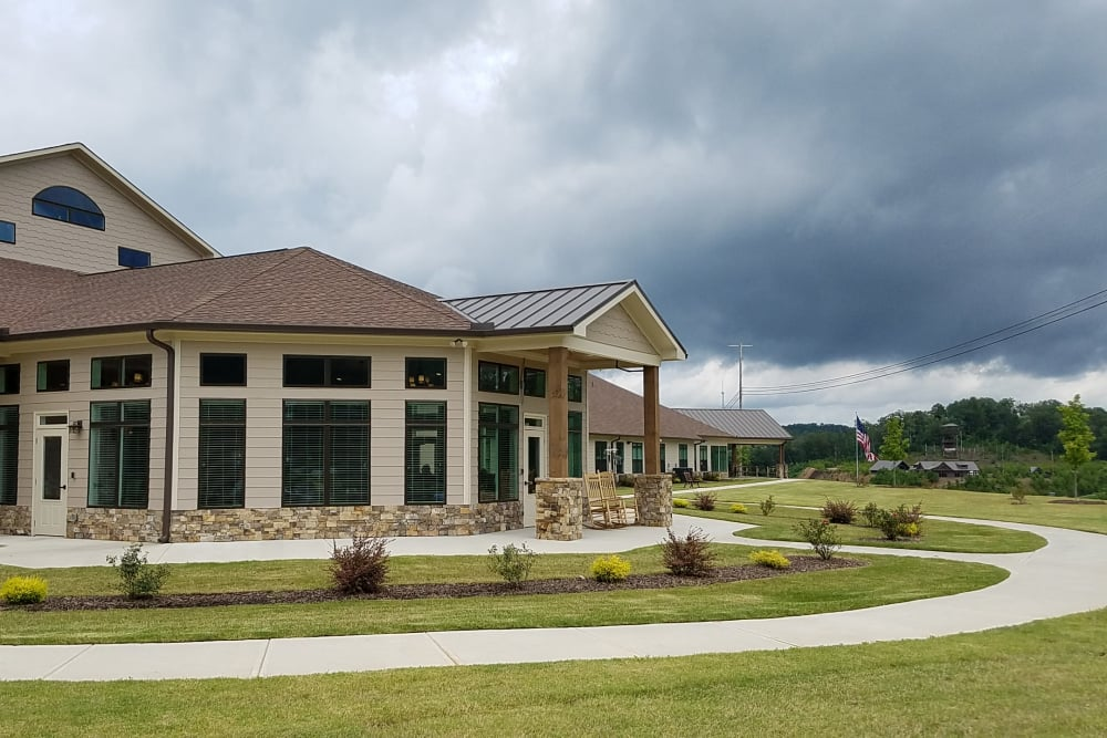 Welcome home to Blue Ridge Assisted Living