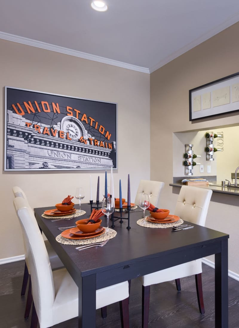 View our floor plans at Whisper Creek Apartment Homes in Lakewood, Colorado