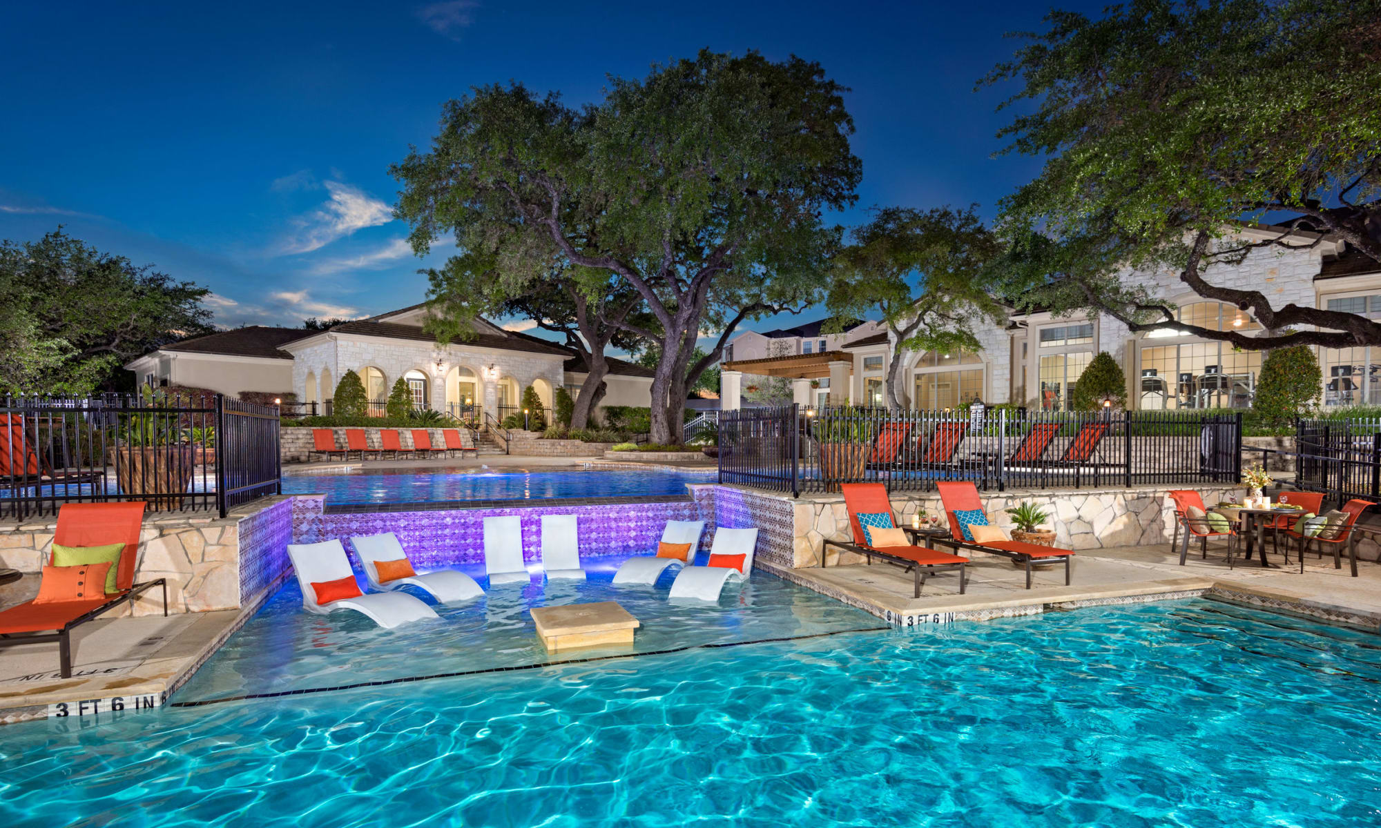 Apartments at Villas of Vista Del Norte in San Antonio, Texas