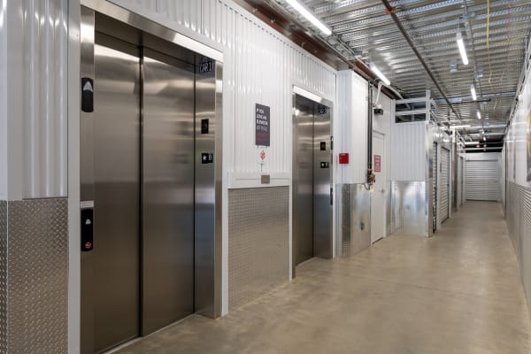 indoor storage available at StorQuest Self Storage in Federal Way, Washington