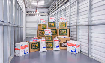 Metro Self Storage offers convenient storage solutions in Blaine
