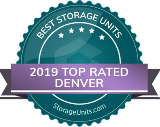 Award for 2019 best storage units