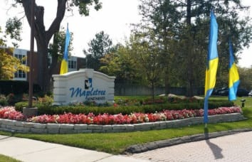 Mapletree Apartments
