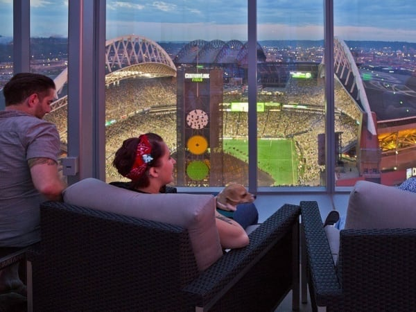 View our amenities at The Wave at Stadium Place in Seattle, Washington