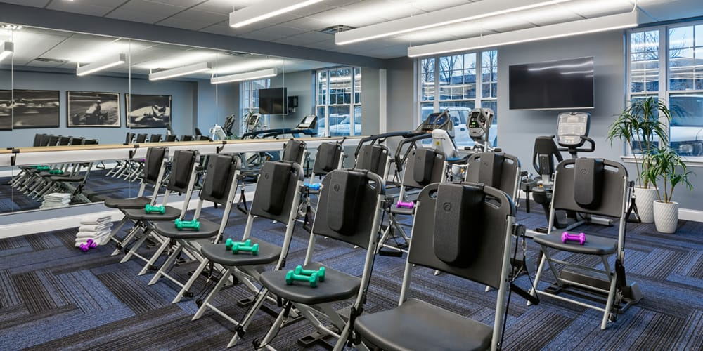 Fitness Center at Stonecrest of Meridian Hills