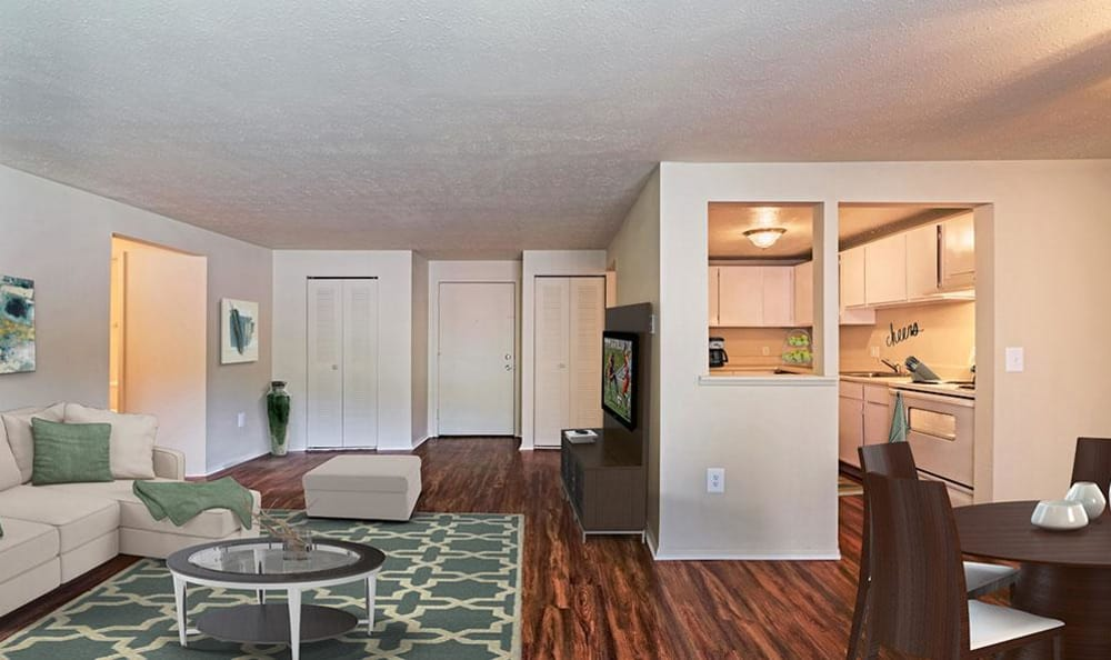 Inviting apartment at Park Place of South Park