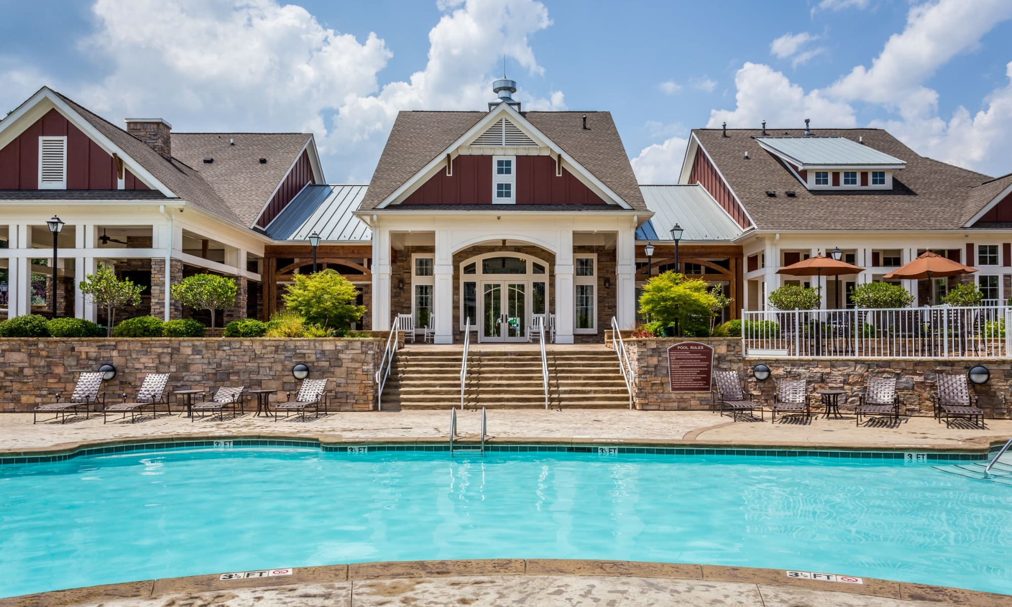 Apartments at Berkshire Fort Mill in Fort Mill, South Carolina