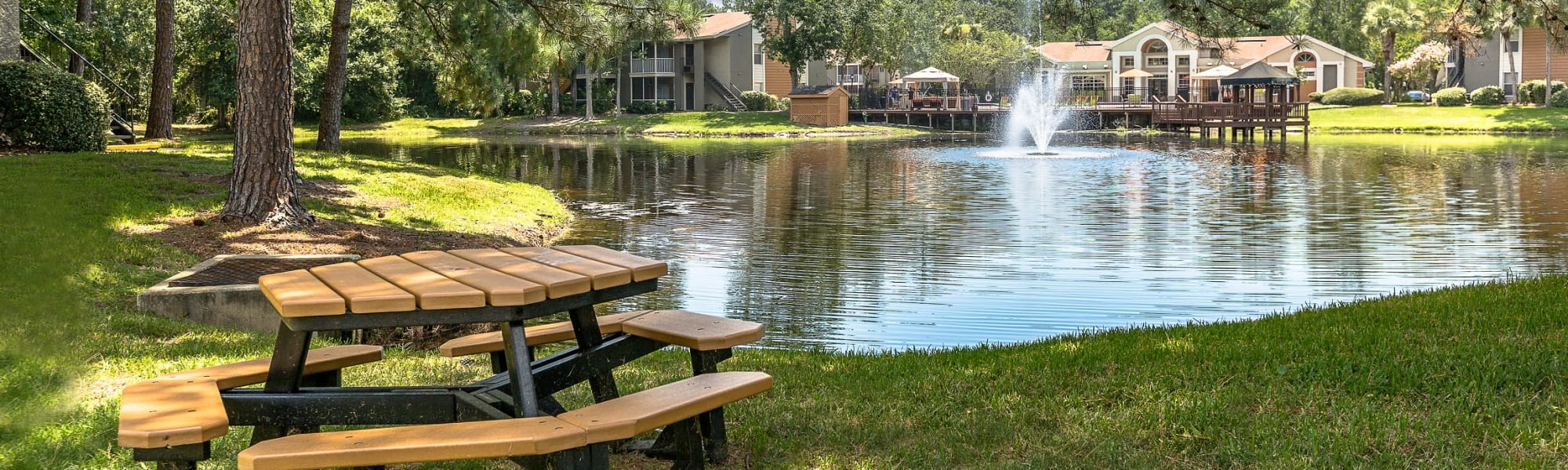 Amenities at The Vue at Baymeadows Apartment Homes in Jacksonville, Florida