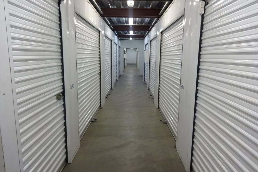 Indoor Storage Units at Storage Etc... Long Beach