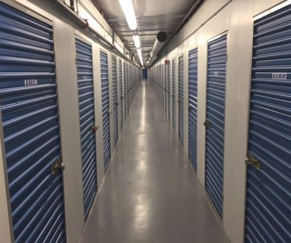 Storage units for rent at 21st Century Storage in Pennsauken, New Jersey