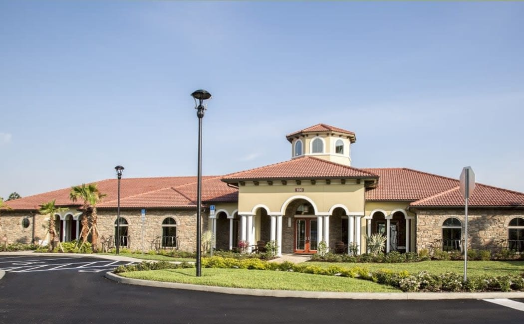 Clubhouse at Sands Parc in Daytona Beach, Florida