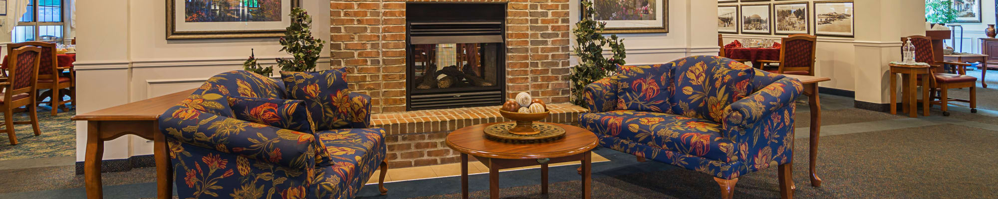 Directions to senior living community in Michigan City Indiana