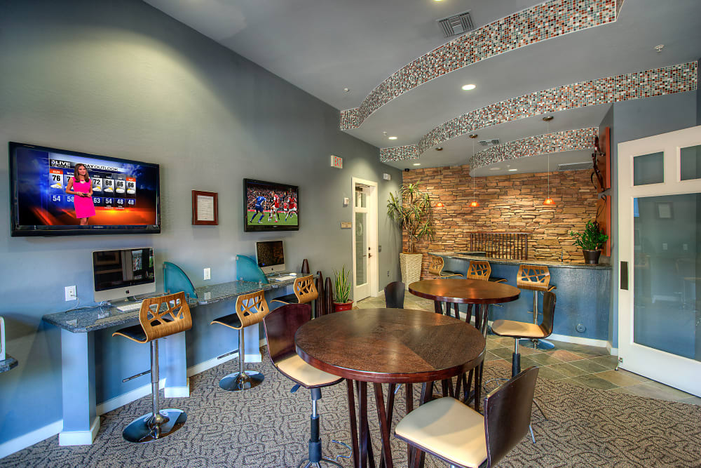 Apartments With Air Conditioning Amenities At Borrego At