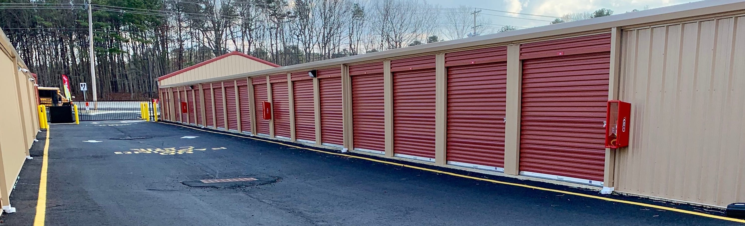 Contact Storage Authority Monmouth Rd in Millstone Township, New Jersey