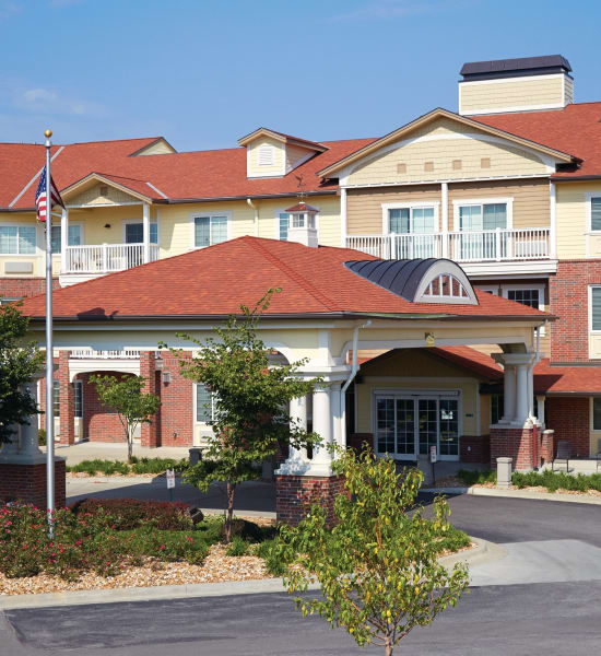 Learn about Shawnee Hills Senior Living in Shawnee, KS