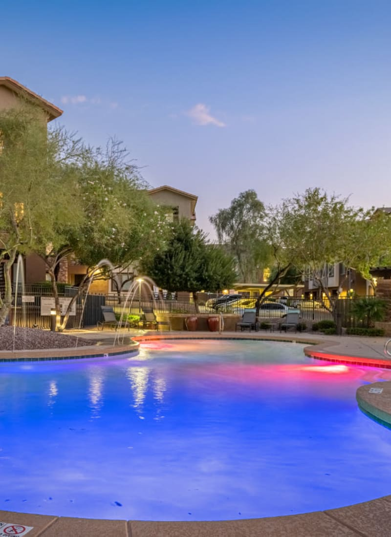 View our amenities at Marquis at Sonoran Preserve in Phoenix, Arizona