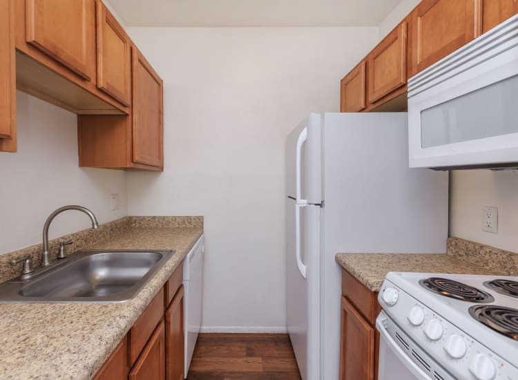 In-Home Features at Verde Apartments in Tucson, Arizona