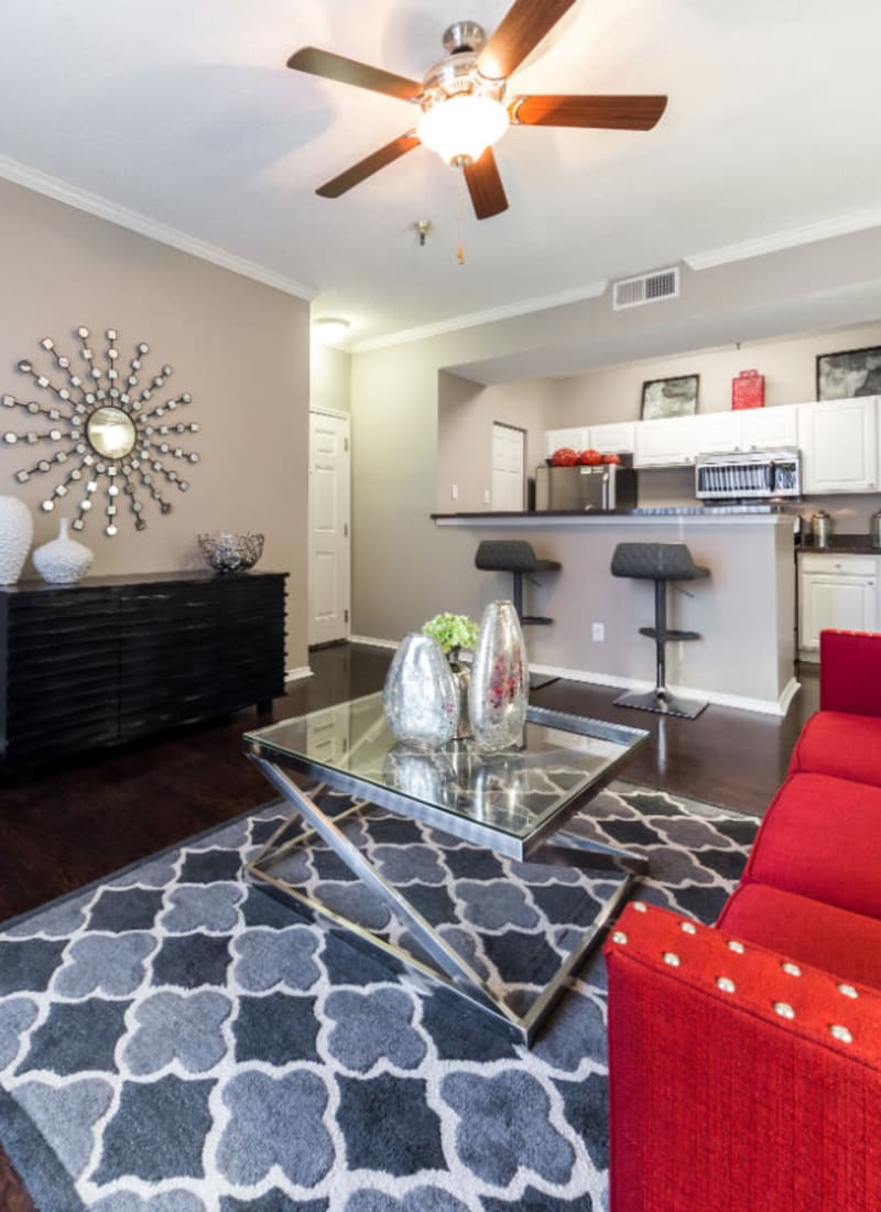 View our floor plans at Marquis at Legacy in Plano, Texas