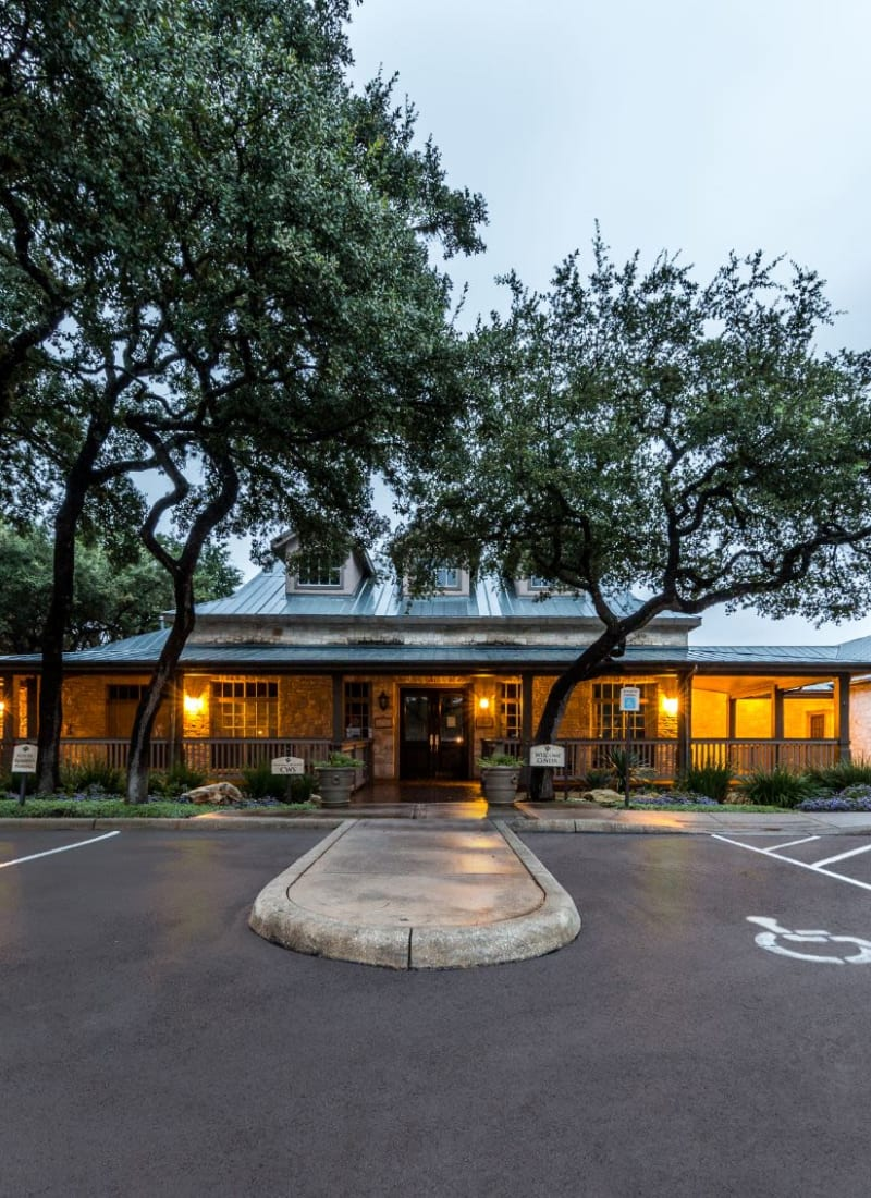 Exterior of Marquis at Deerfield in San Antonio, Texas