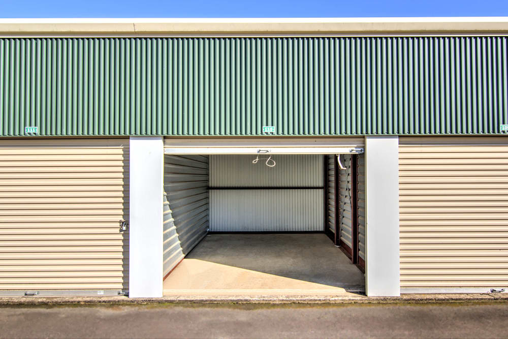 Outdoor Storage units at Prime Storage in Glen Allen, Virginia