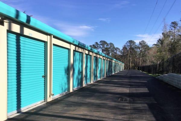 Self storage units for rent at Cardinal Self Storage - Wilmington in Wilmington, North Carolina