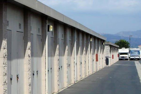Vehicle storage at Golden State Storage - Oxnard in Oxnard, California