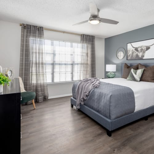 View virtual tour for 1 bedroom 1 bathroom unit at Compass in Melbourne, Florida