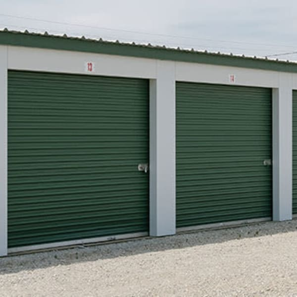 Self storage units for rent at StayLock Storage in Farmland, Indiana