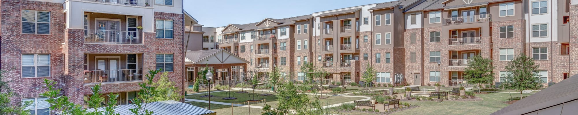 Floor plans at Watercrest at Katy in Katy, Texas