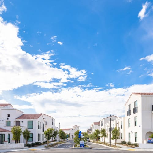 Balconies available at Portside Ventura Harbor in Ventura, California