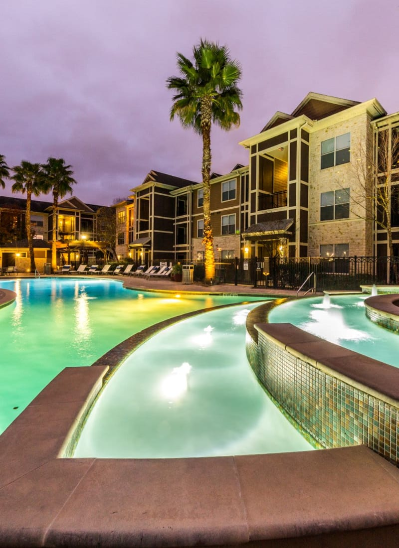 View our amenities at Marquis at The Woodlands in Spring, Texas