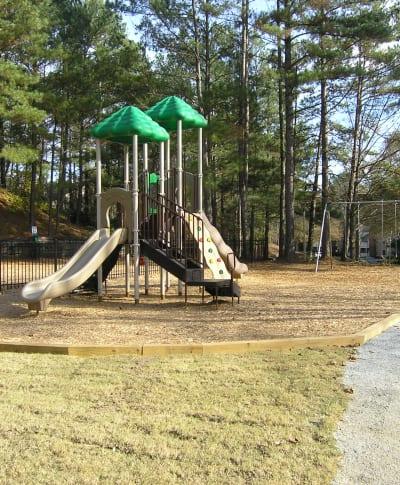 Playground at The Pointe at Preston Ridge in Alpharetta, Georgia