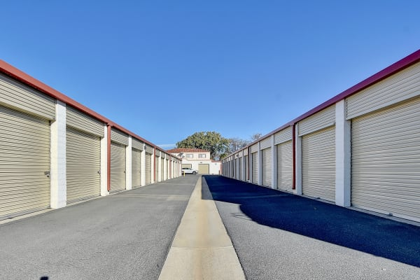 Self storage units for rent at My Self Storage Space in Camarillo, California